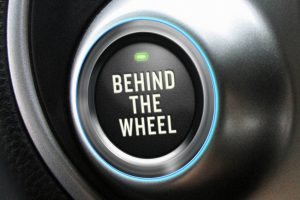 behind the wheel logo