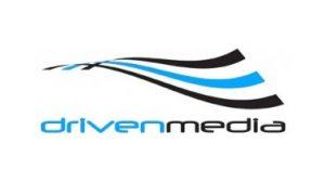 driven media logo